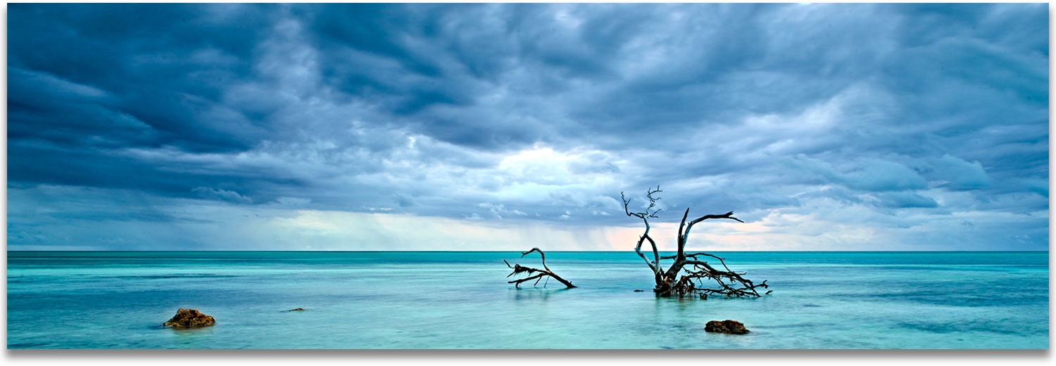 cerulean silence 1 panel artwork david balyeat photography store