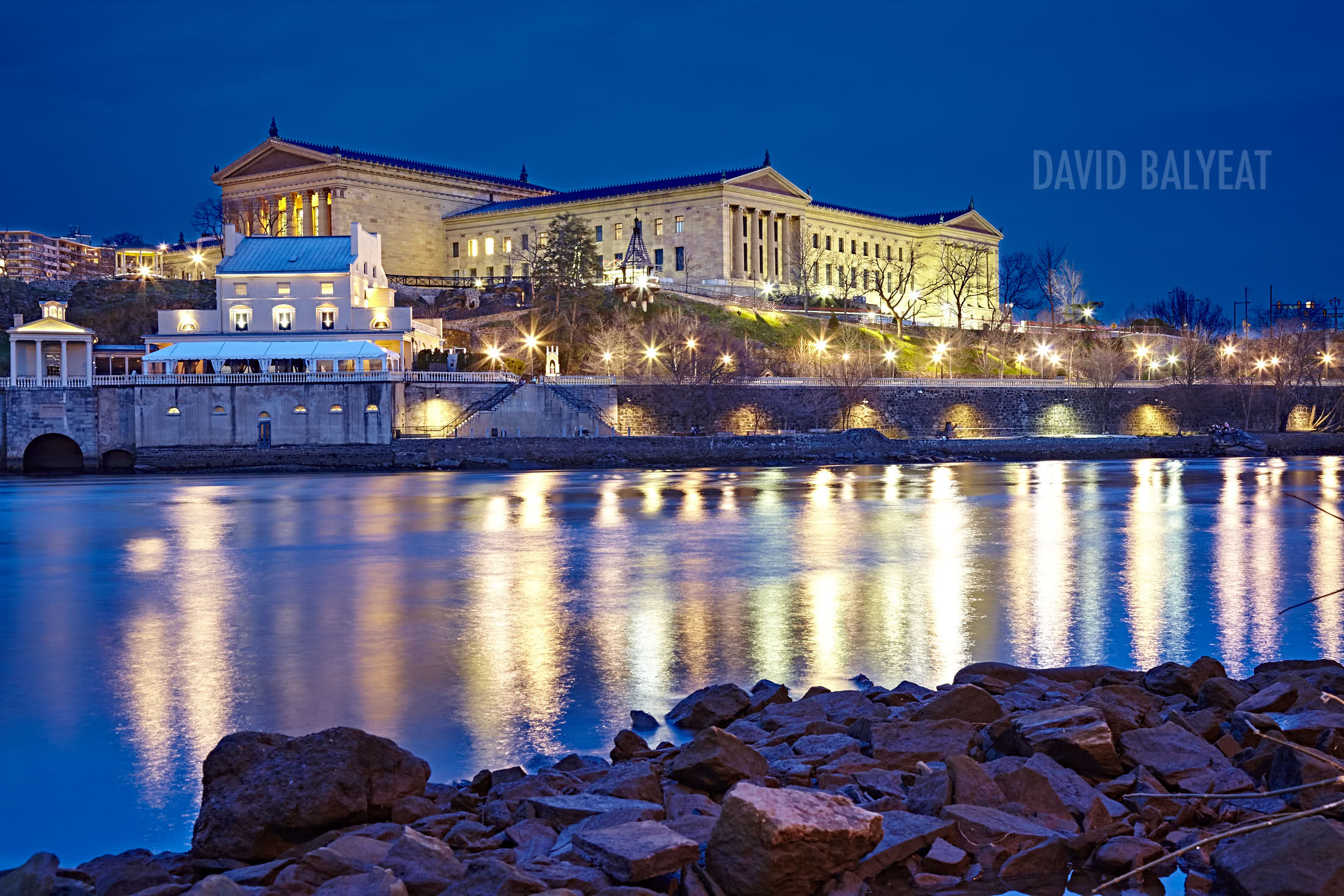 Schuylkill River Trail Philadelphia Museum of Art high-definition HD cityscape photography