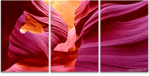 Antelope Canyon Angle abstract rock formations high definition HD professional landscape photography