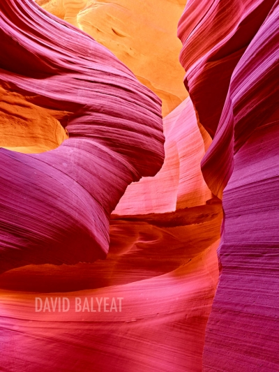 Antelope Canyon Earth Angel vertical high-definition HD landscape photography