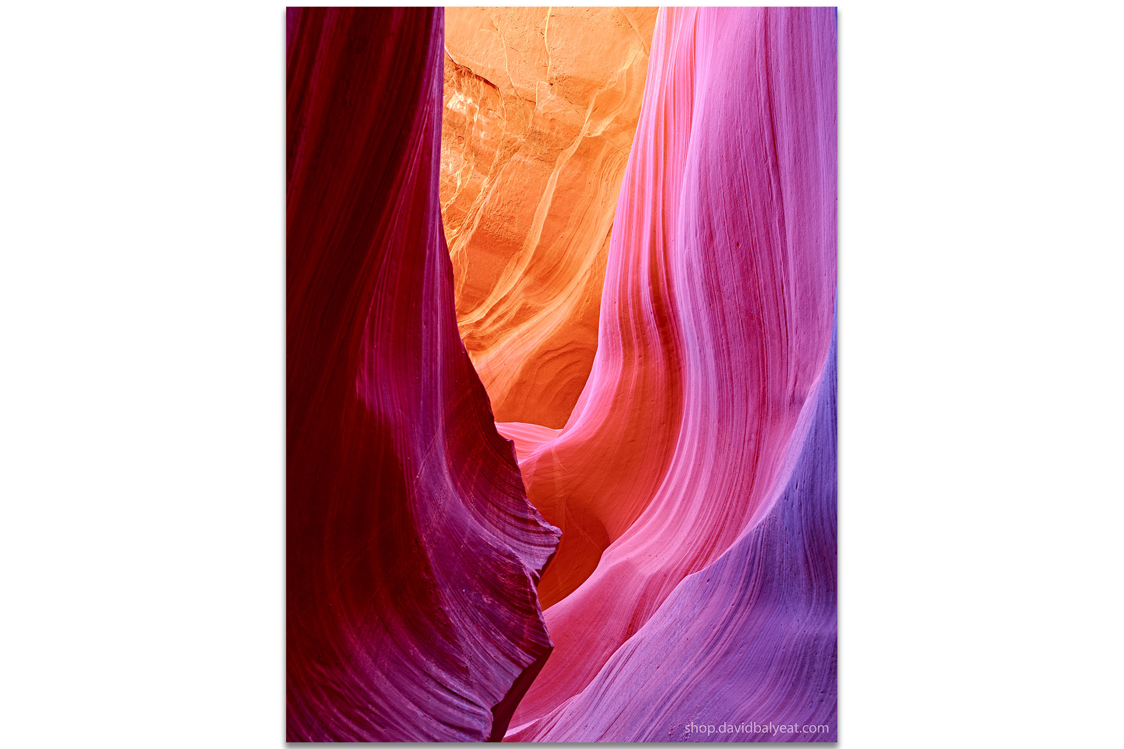Antelope Canyon Vessel of Light high-definition HD professional landscape photography