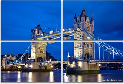 Tower Bridge London architectural photography high-definition HD cityscape