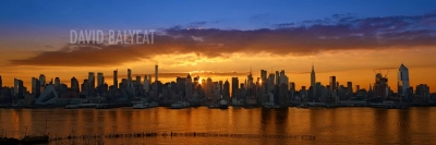 Midtown Manhattan Sunrise 2017 fine art landscape cityscape photography