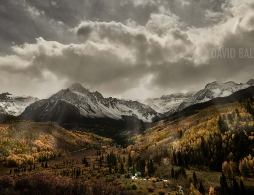 Autumn Radiance – Mount Sneffels Sunrays