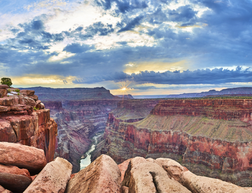 Toroweap Grand Canyon Sunrise – New Beginnings