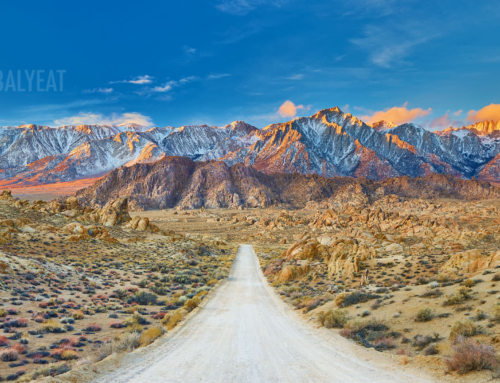 The Journey – Alabama Hills California